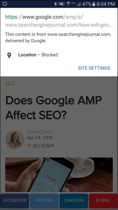 AMP-results-SEO