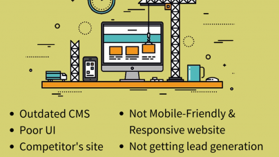 Reasons To Redesign Your Business Website Design