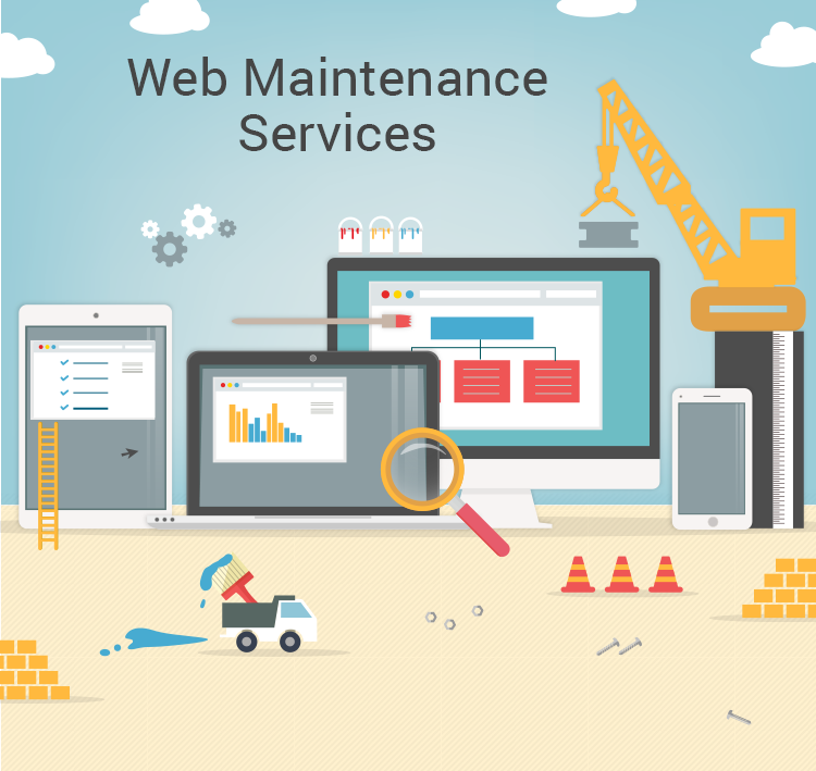 Web Maintenance Services FAQS - How Our Developer Care for your Website