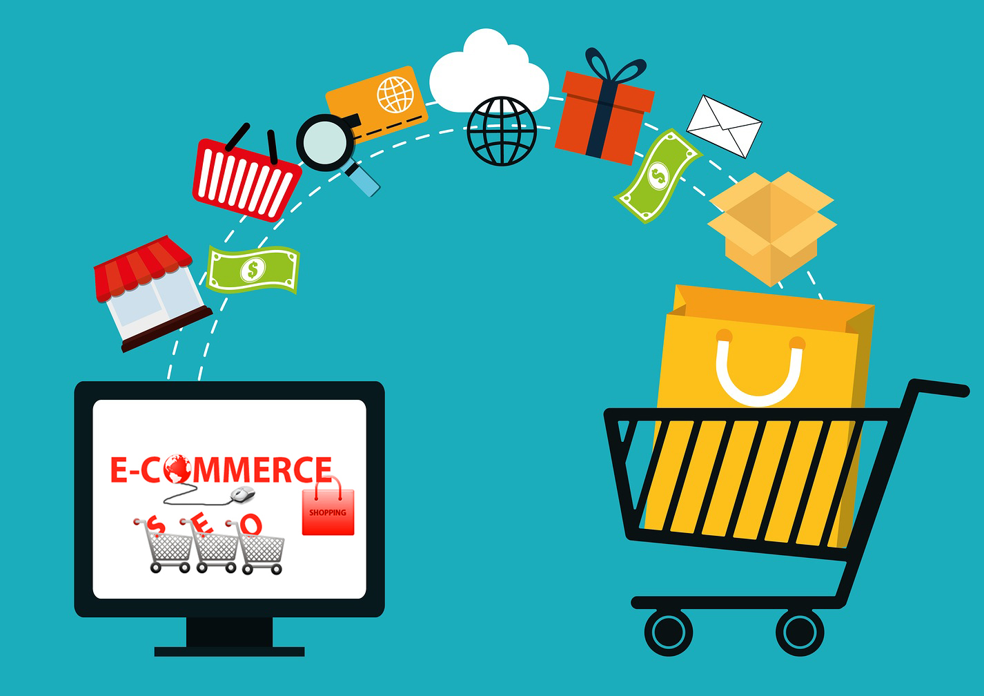 Boost up Your Online Business with MYOB eCommerce Integration