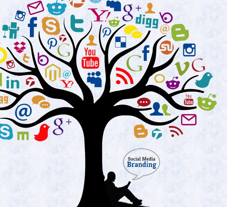 social media branding strategy services   webpixel