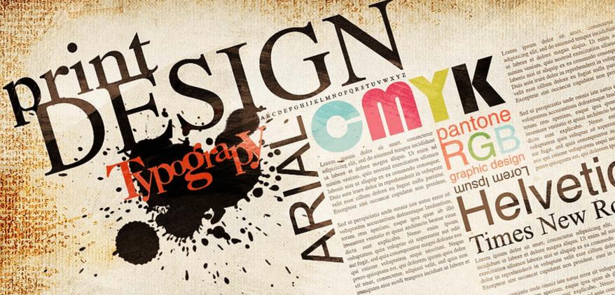 Interesting typography