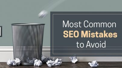 Most Common SEO Mistakes to Avoid