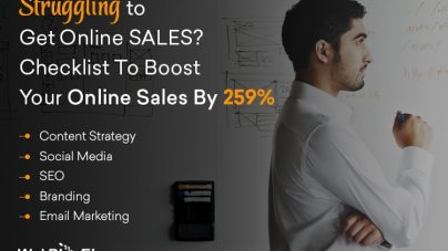 STRUGGLING to get online SALES? How to boost your online sales by 259%