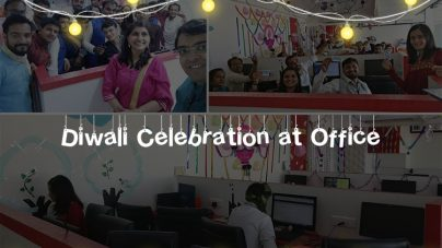Diwali Celebration at Office, Where Professionalism Matches Intercultural Relations