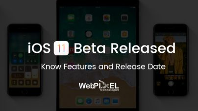 iOS 11 Beta Released: Know Features and Release Date