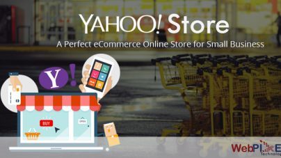 Yahoo Store – A Perfect eCommerce Online Store for Small Business